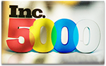 the inc 5000 award