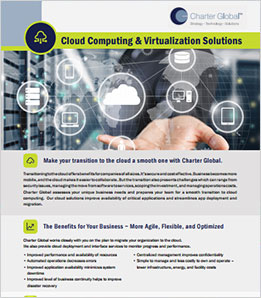 Cloud Computing & Virtualization Solutions