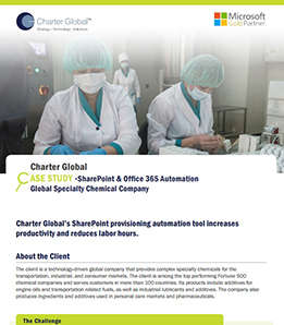 Global Specialty Chemical Company