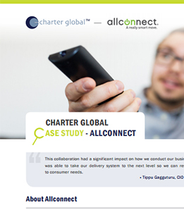 Allconnect CaseStudy