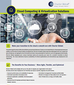 Charter Global Cloud Computing Services