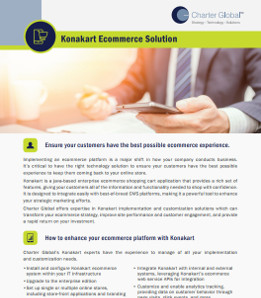 Konakart Ecommerce Solution