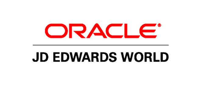 Oracle JD Edwards World