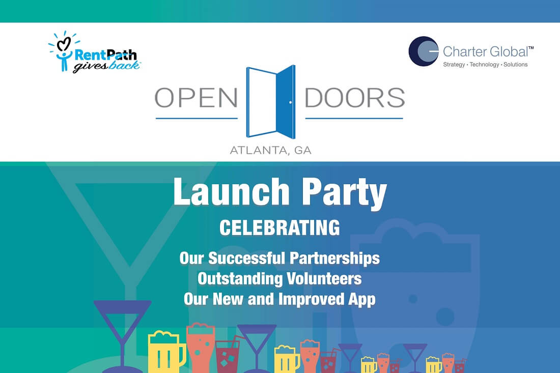 Open Doors Launch Party