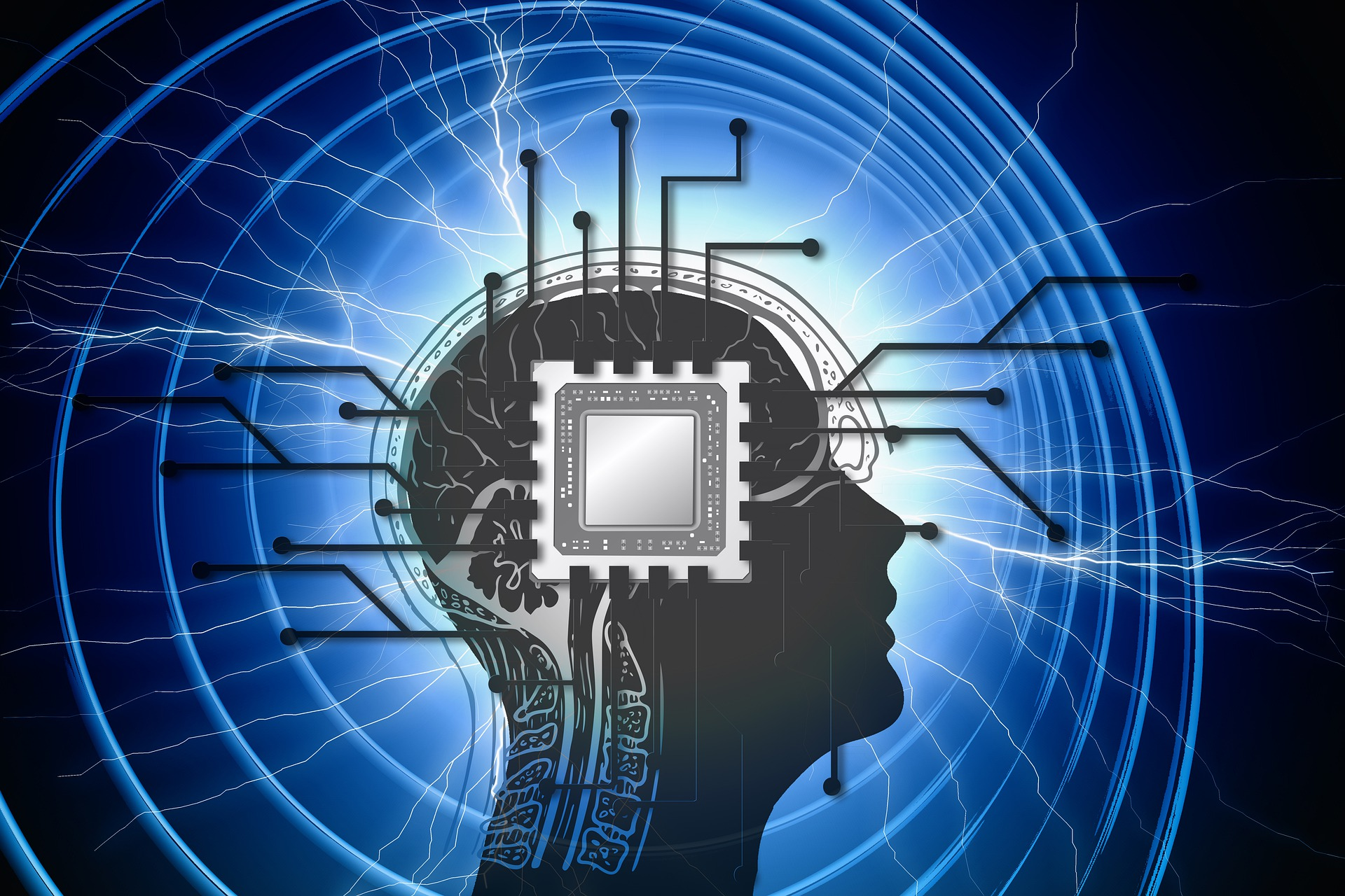 processor chip in human brain