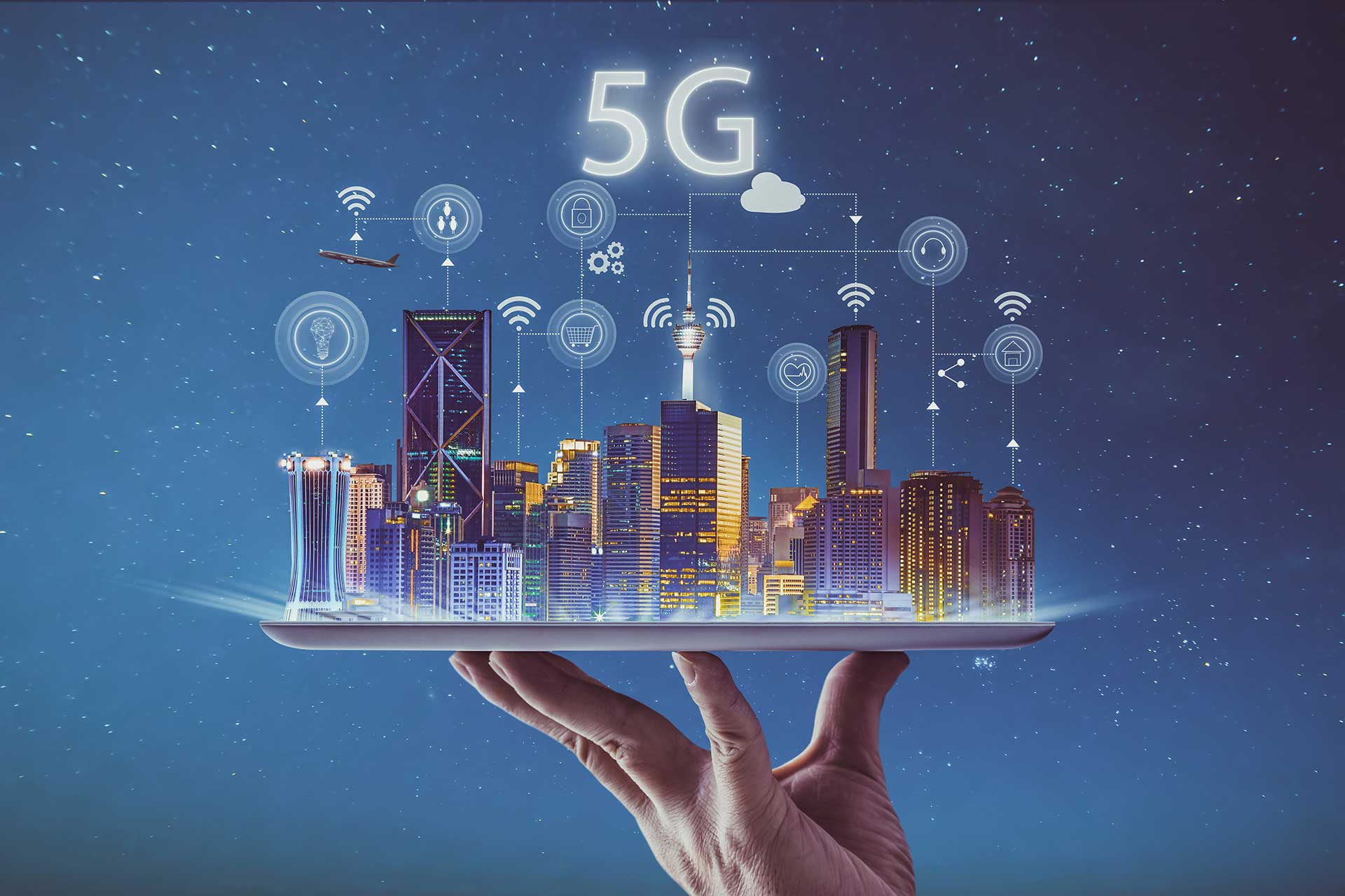 IoT and 5G Will Dominate these 5 Industries